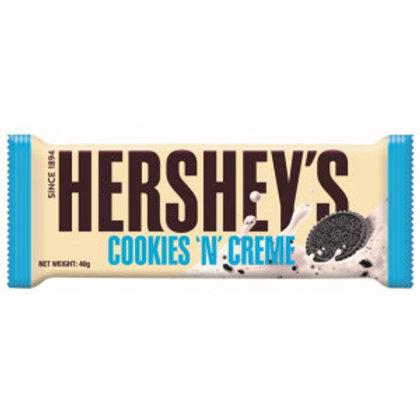 Hershey's Cookies 'N' Creme Bars 40g