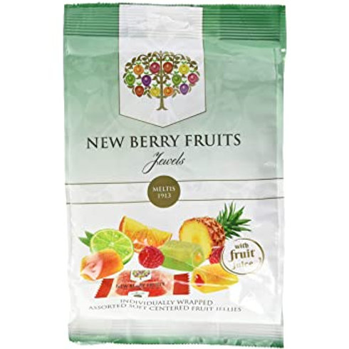 160g Newberry Fruit Jewels Bag