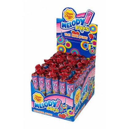 Melody Pop Whistle Lolly (4 pack)