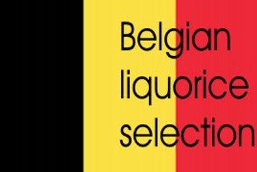 Mixed Pack of Belgian Liquorice 200g