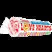 Giant Love Hearts Tube 39g (4 Pack)