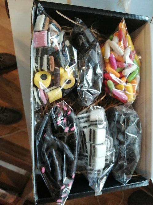 Traditional Liquorice Black Gift Box