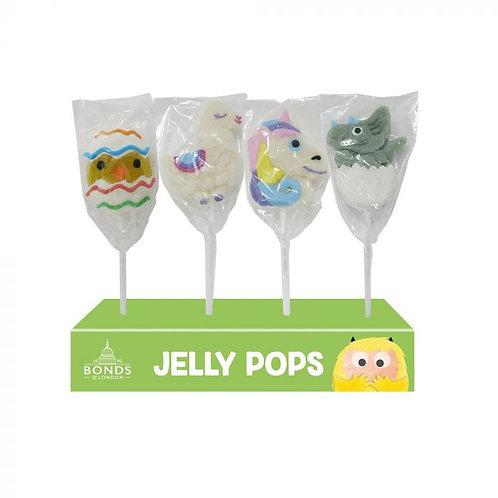 Spring Jelly Pops 23g  x 4