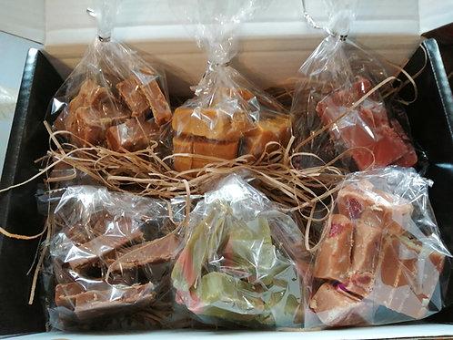 Yorkshire made Fudge Gift Hamper