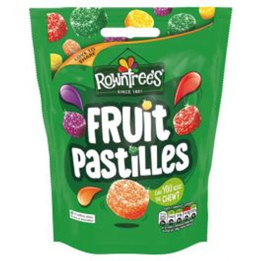 Rowntree Fruit Pastilles 150g Pouch