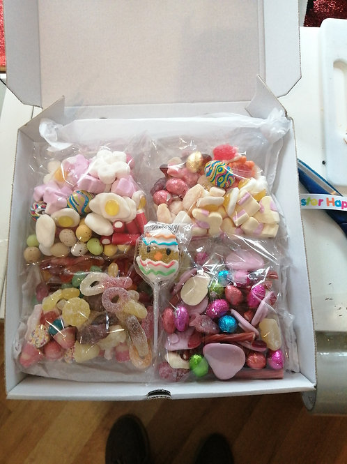 1 kg Easter Sweet Mix Box