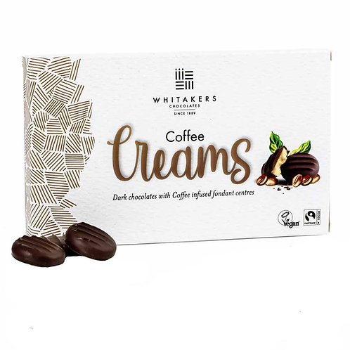 150g Whitakers Coffee Creams