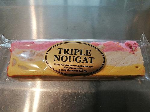 130g Stantons Triple Nougat Bar