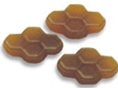 Honey Liquorice with 5% real honey 200g