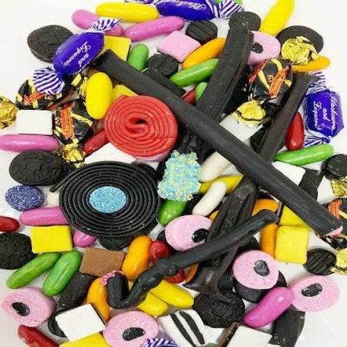 Ultimate Traditional Liquorice Mix 1kg