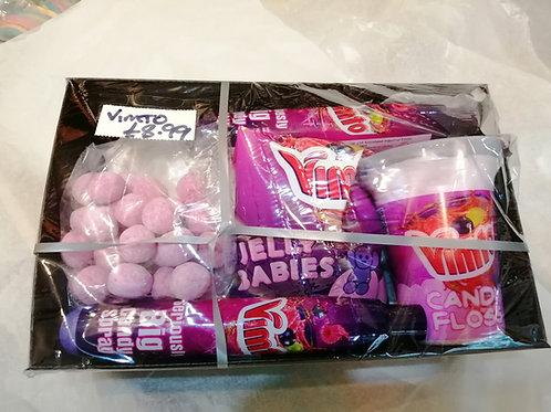 Vimto sweets hamper