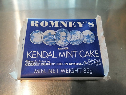 Romney's white mint cake 85g (2 bars)