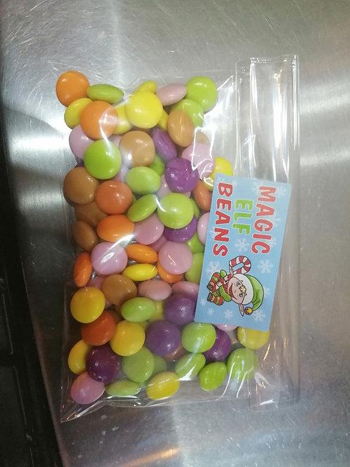 Bag of Xmas Magic Beans 125g