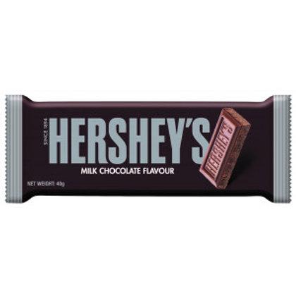 Hershey's Milk Chocolate Bars 40g