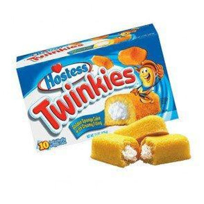 Twinkies. From the USA x 2