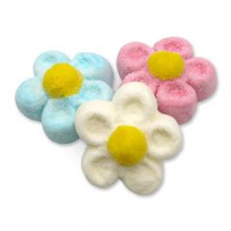 Marshmallow Flowers 100g
