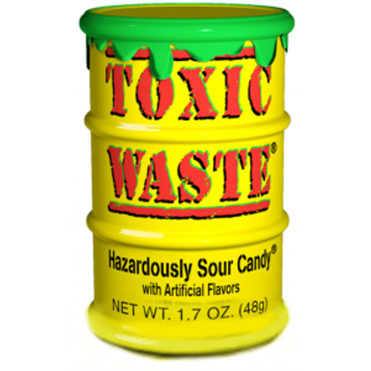 Toxic waste 48g Various Flavours