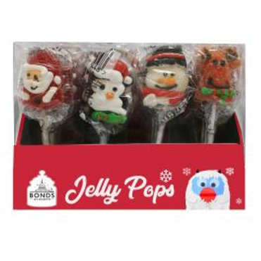 Jelly pop lollipop 23g (x 2)