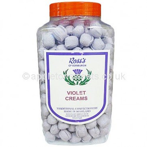 Ross's Violet Creams 100g