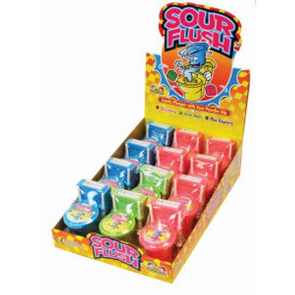 Sour Flush Candy Toilet