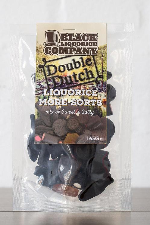Double Dutch Mixture 165g Pre-Pack