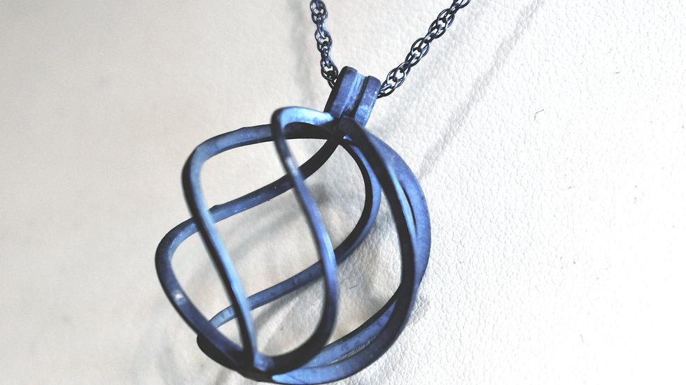 Geometry Twist Necklace