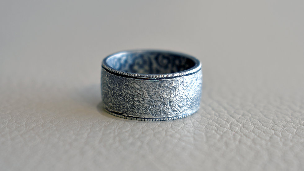 Crafted ring