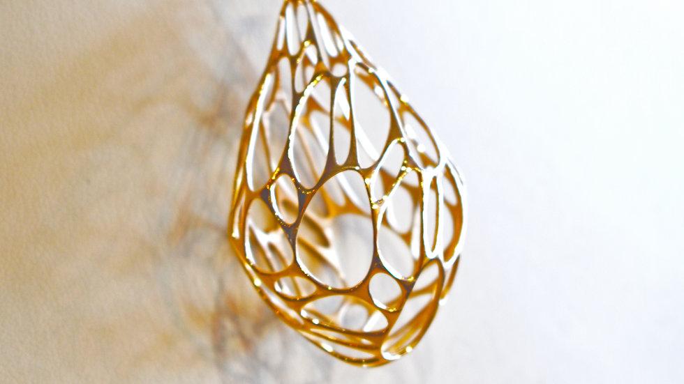 Geometry Drop Necklace