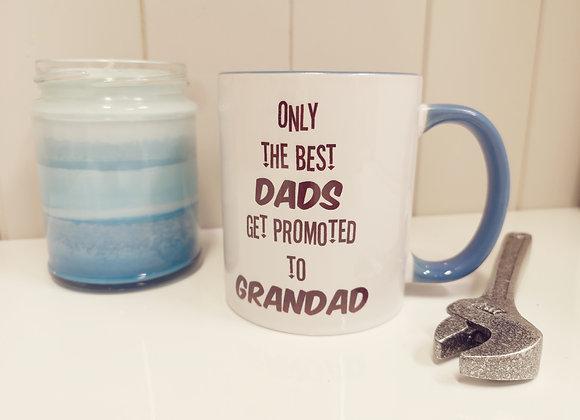 New Grandad Mug - Only the Best Dads