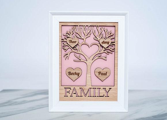 White Family Tree