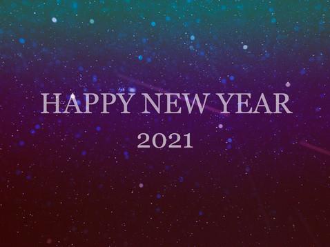 新年のご挨拶とご報告