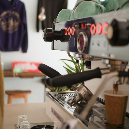 From Campervan Coffee to Artisan Coffee Bar