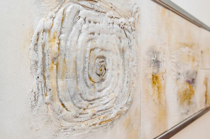 Bildwerk-1,47x0,46 m -auf Leinwand-gerah