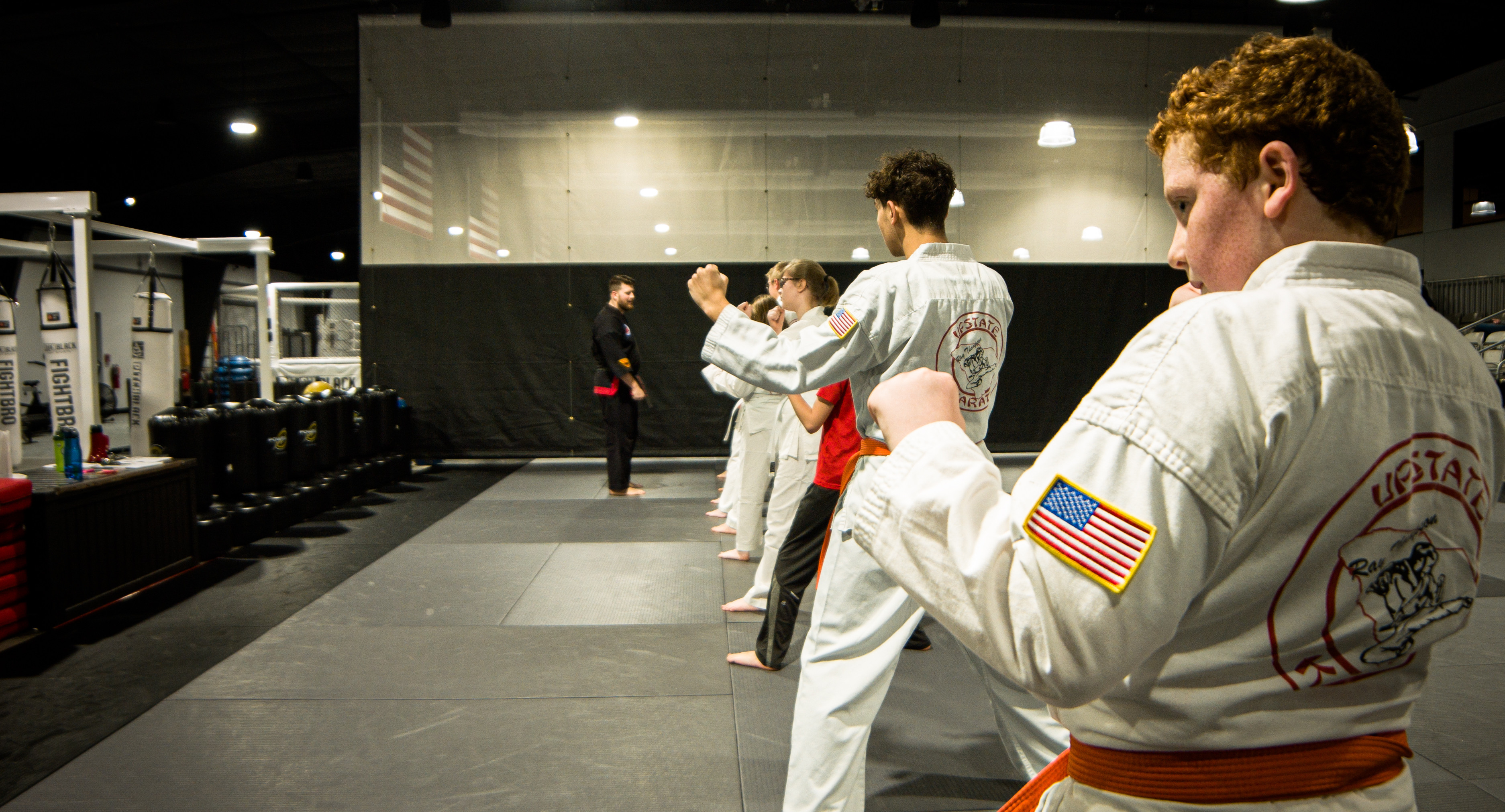 Teen Kempo (11-15 Years Old)
