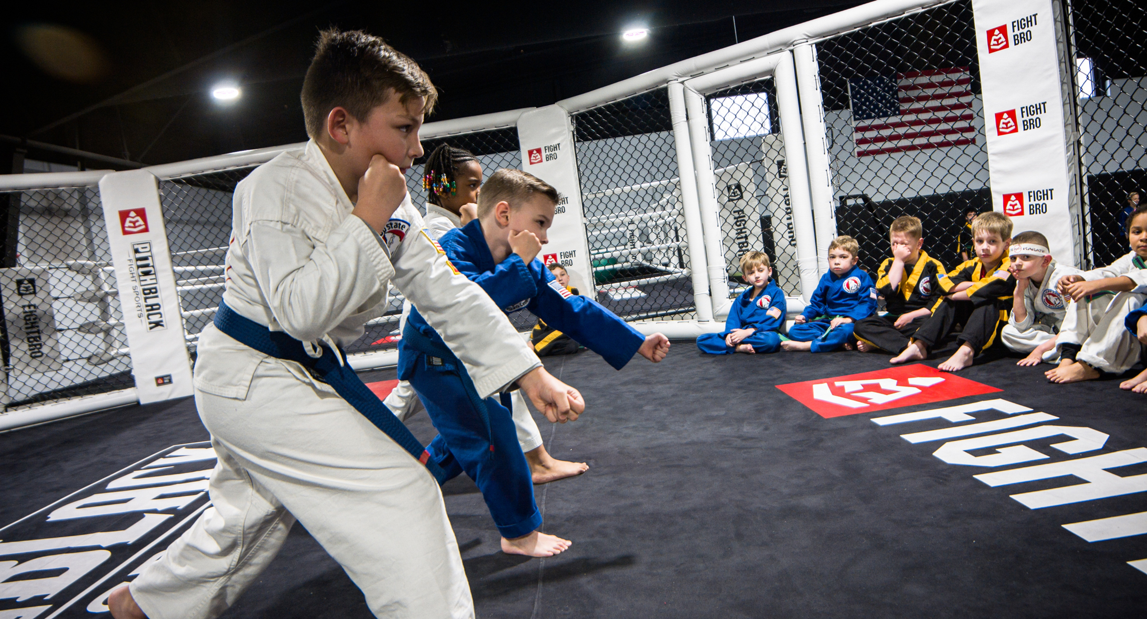 Jr Kempo (5-10 Years Old)