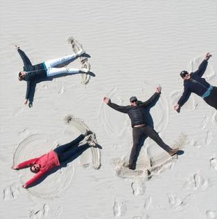 Sand Angles