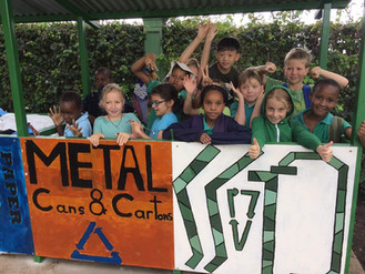 Recycling initiative welcomed to Kennedy House International School