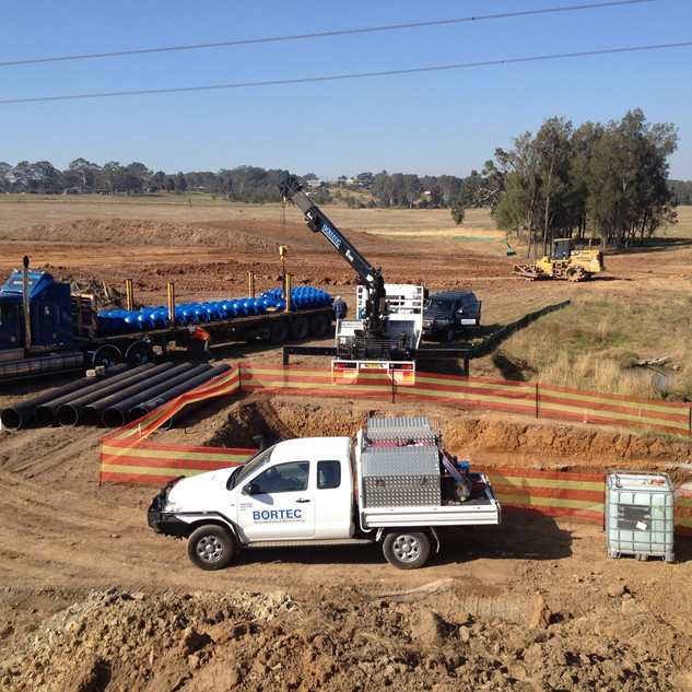 Bortec first day on site.jpg