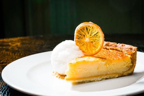 Lemon and Orange Tart