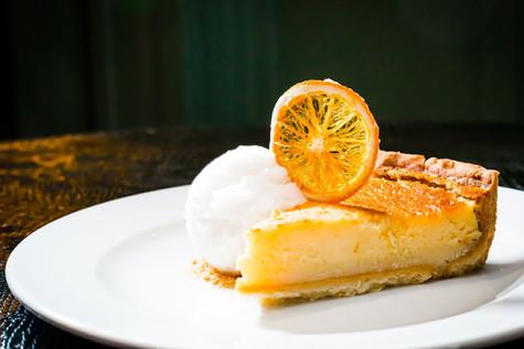 Orange and Lemon Tart