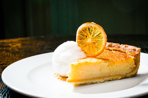 Lemon and Orange Tart