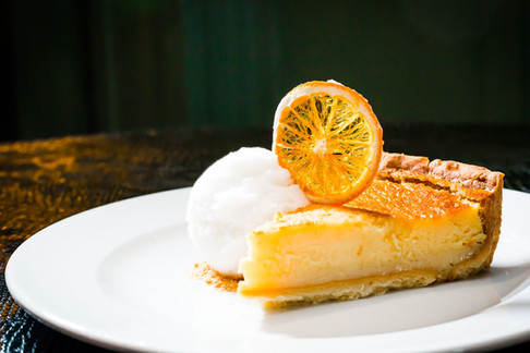 Orange and Lemon Tart
