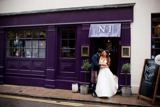 No.1 Ship Street Weddings