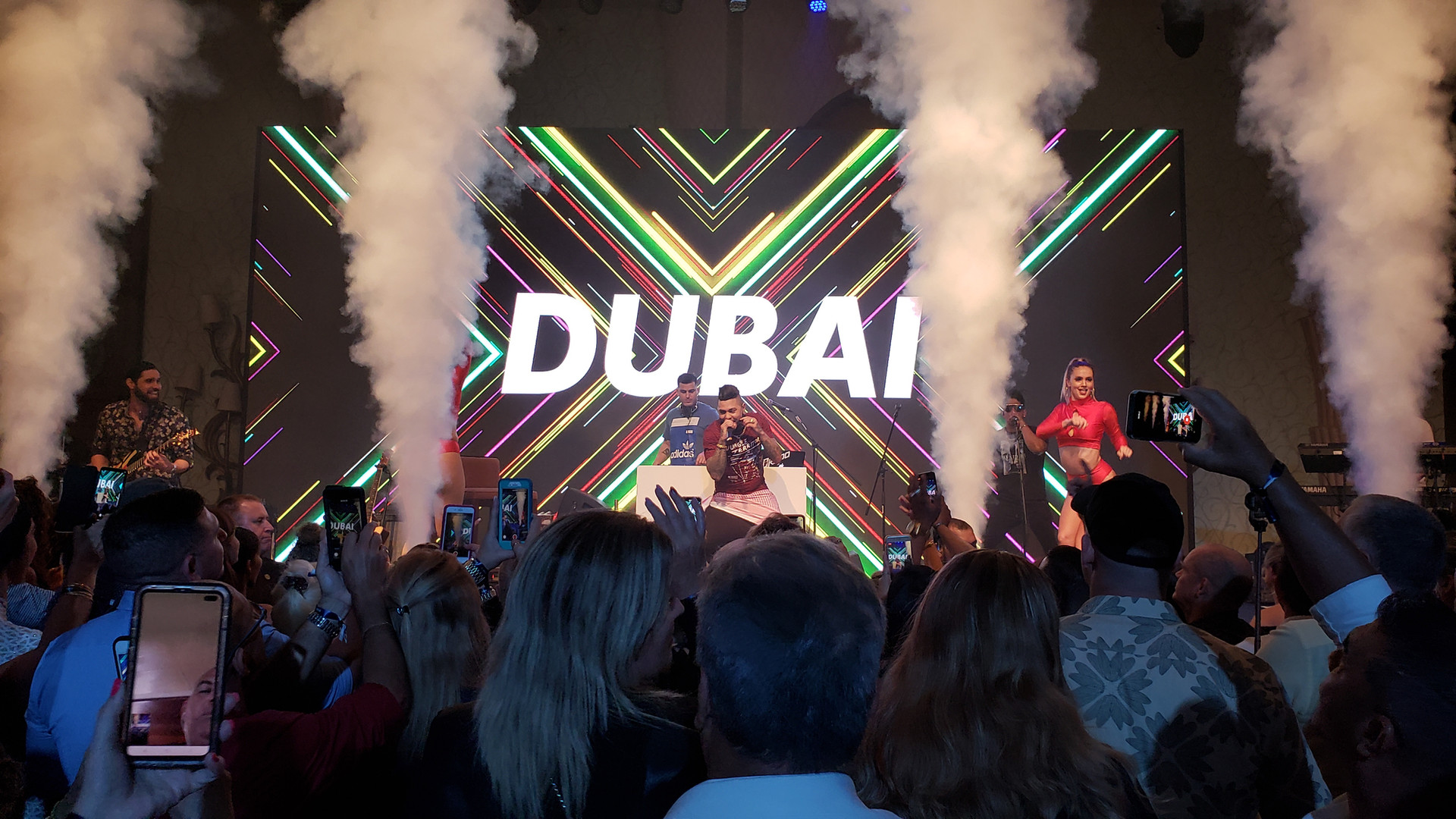 RISATONZO en Dubai