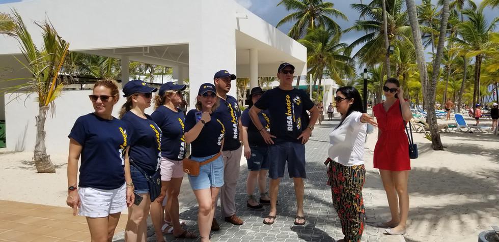 Team RISA Punta Cana