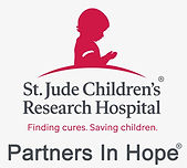 logo St jude childrens research hospital