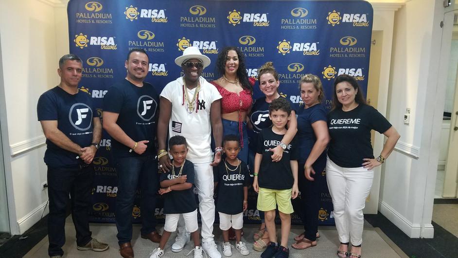 Team RISA Bonco