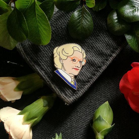 Mrs Doubtfire Enamel Pin