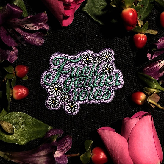 F*uck Gender Roles Patch