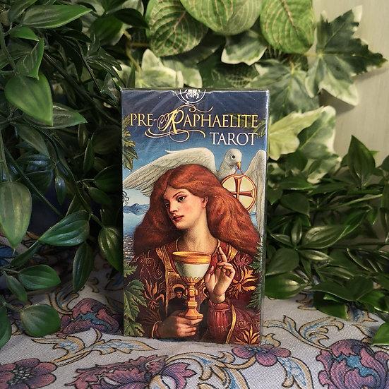 Pre-Raphaelite Tarot Card Deck